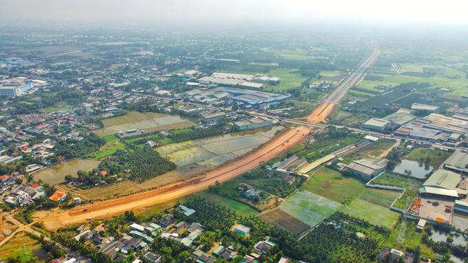 30,000 tỷ đồng nâng cấp 11 đường kết nối Long An – TP HCM