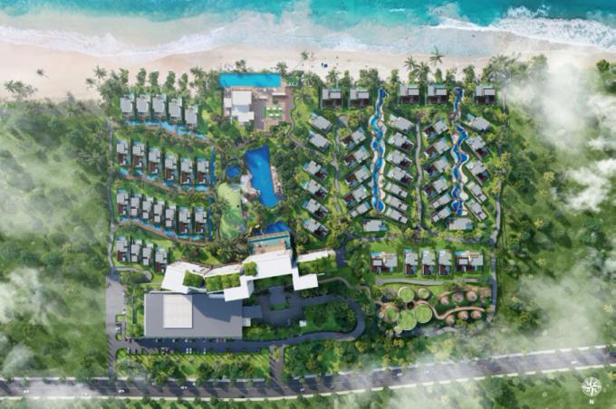 Hai dự án bất động sản cao cấp của IFF Holdings