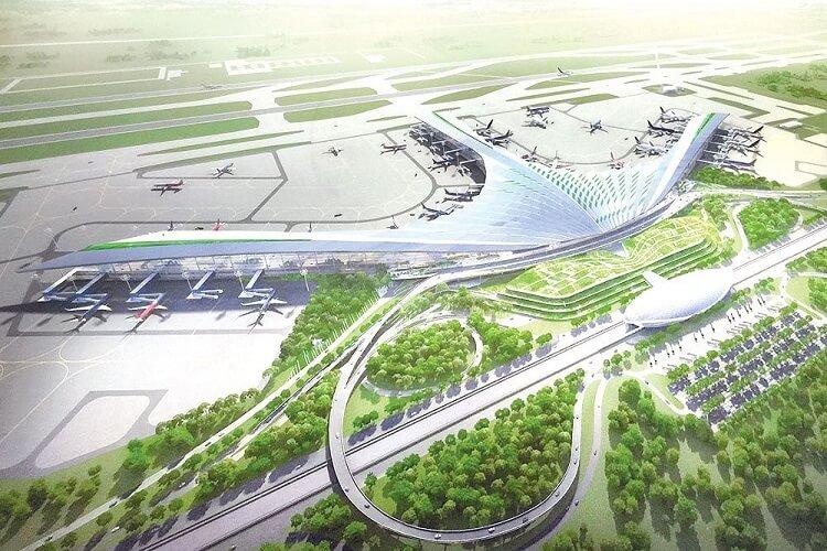Khởi công sân bay quốc tế Long Thành