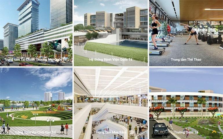 Tiện ích dự án Zeitgeist Nhà Bè – đẳng cấp 5 sao – chuẩn mực cho dự án bất động sản cao cấp