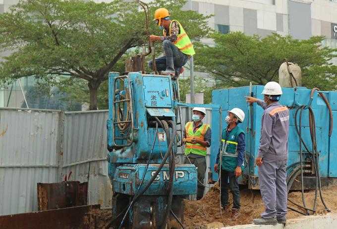 Cuối năm 2021 xong một hầm chui cửa ngõ Nam Sài Gòn