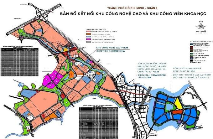 TPHCM lên kế hoạch xây công viên khoa học