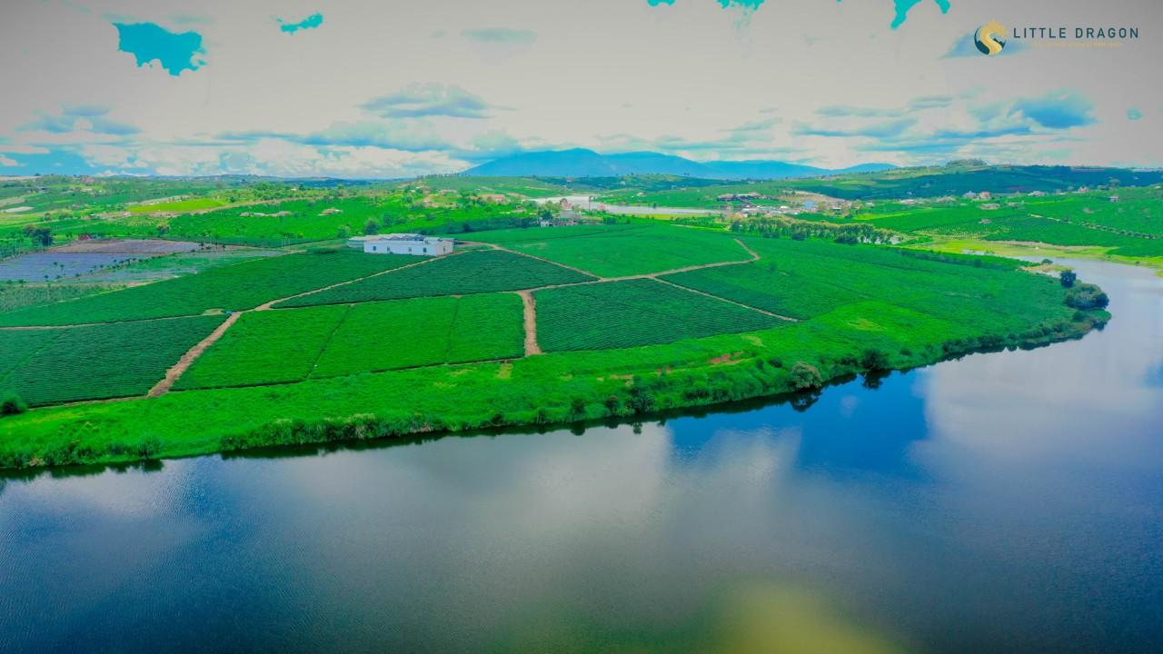 Bất động sản Lâm Hà 'hút' giới đầu tư nhờ yếu tố 'đất nền giá rẻ'