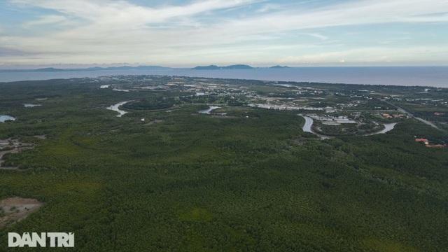 UBND TP HCM duyệt quy hoạch Khu Đô thị lấn biển Cần Giờ
