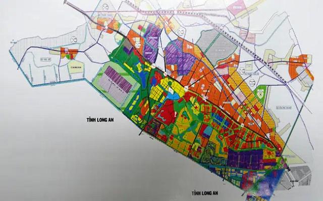 Đề xuất quy hoạch'thành phố Tây Bắc' TP HCMgồm huyện Củ Chi và Hóc Môn