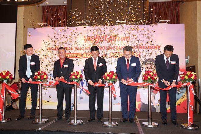 Vietjet mở đường bay thẳng Phú Quốc – Hồng Kông