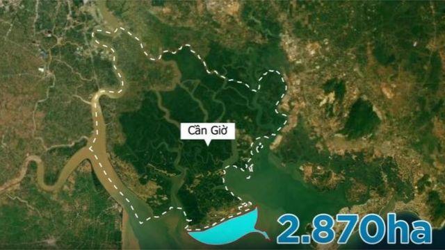 TP HCM duyệt quy hoạch Khu đô thị du lịch lấn biển Cần Giờ hơn 2,800ha