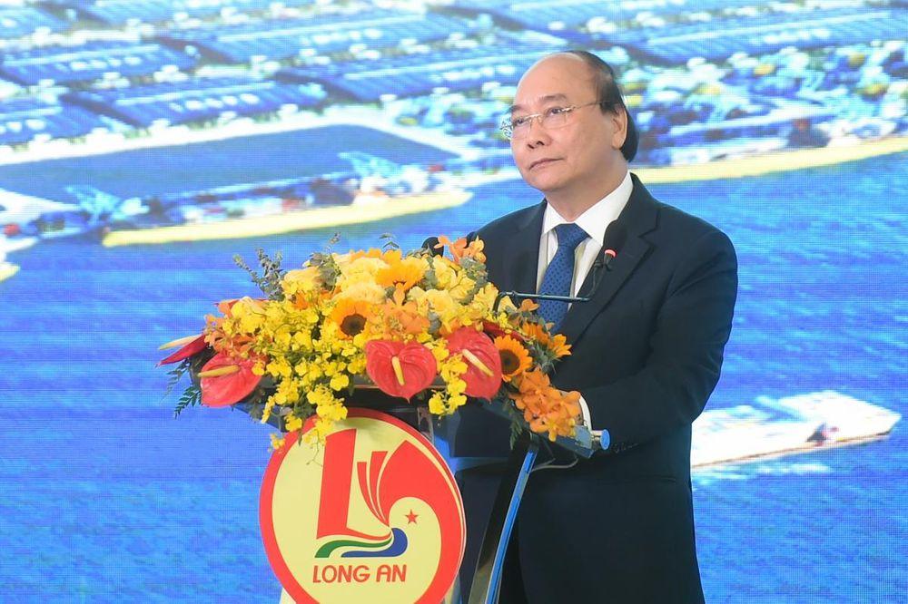 Thủ tướng kỳ vọng Long An tạo đột phá phát triển