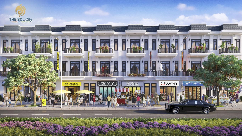 Tại sao shophouse lại hấp dẫn nhà đầu tư?