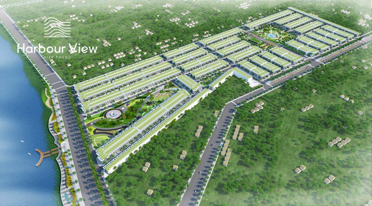 Giá nhà đất Long An tăng đều đặn, nhà đầu tư thắng lớn