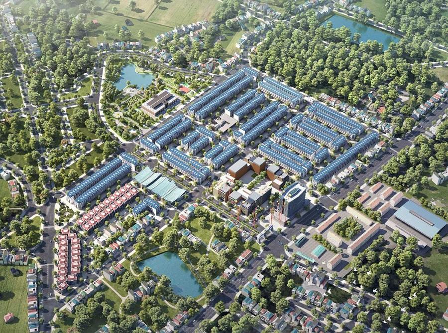 BĐS Long An hiện đang là khu vực thu hút sóng đầu tư năm 2021