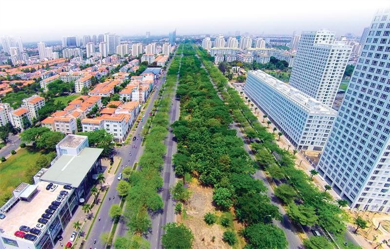 Bất động sản Nam Sài Gòn chờ đón sóng hạ tầng