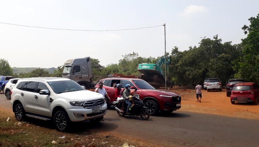 Giá đất ở Bình Phước bị 'thổi' tăng vọt
