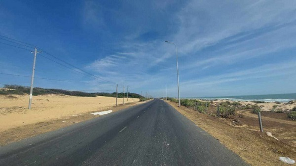 Đề xuất thực hiện dự án nâng cấp, mở rộng tỉnh lộ 994 – đường ven biển Vũng Tàu đi Bình Châu.