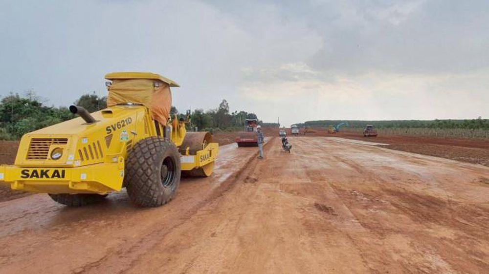 Toàn cảnh cao tốc Dầu Giây – Phan Thiết sau 6 tháng thi công