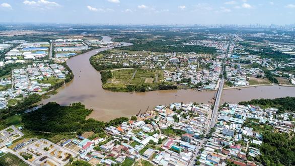 Đề xuất kết nối toàn diện TP HCM với huyện Cần Giuộc