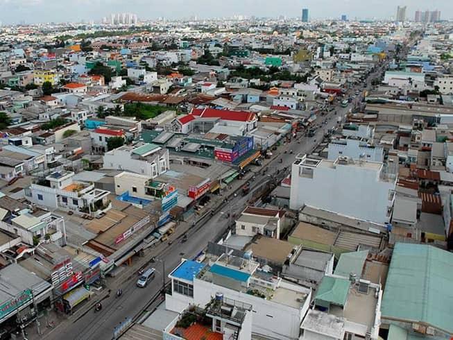 Hóc Môn, Bình Chánh, Nhà Bè dự kiến thành quận trước 2025