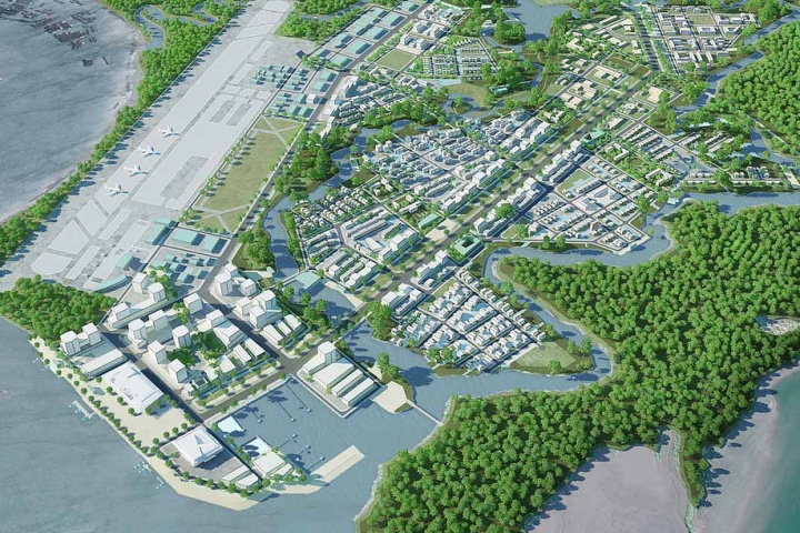 Đề xuất xây sân bay nhỏ ở Cần Giờ để đón các tỉ phú, đại gia tới du lịch