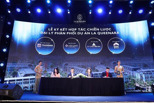 La Queenara Hội An ra mắt đối tác phân phối chính thức