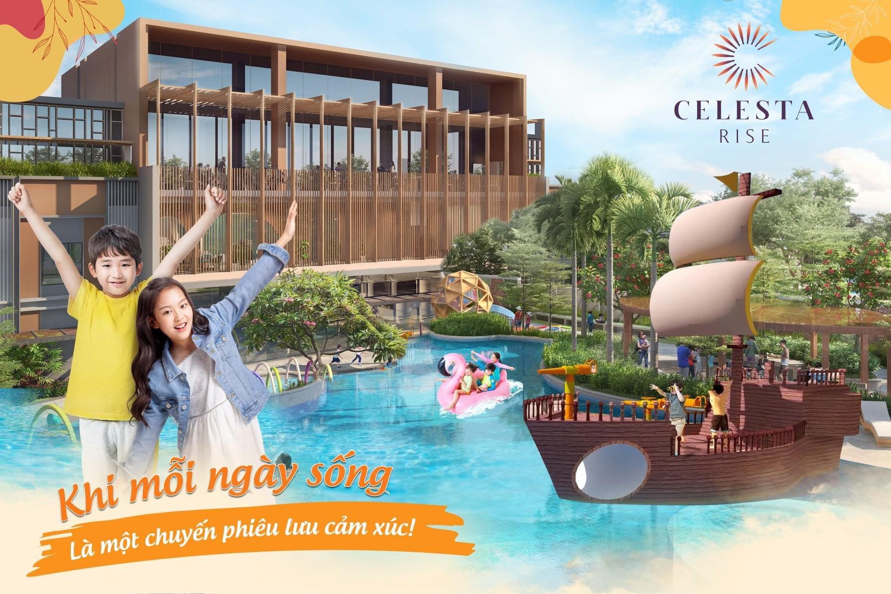 Celesta Rise Keppel Land Nhà Bè niềm vui nhân đôi với nhà đầu tư bất động sản