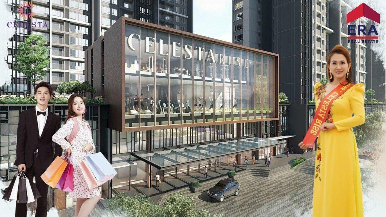Dự án Celesta Rise Nam Sài Gòn – Căn hộ cao cấp của Keppel