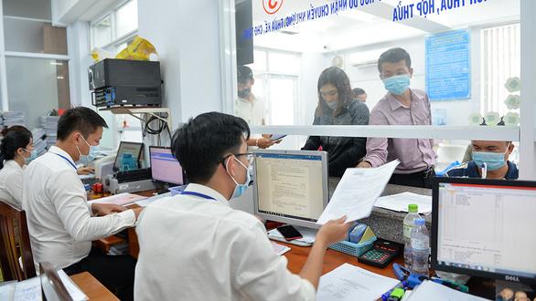 TP HCM: Chi nhánh văn phòng đăng ký đất đai được quyền cấp sổ hồng