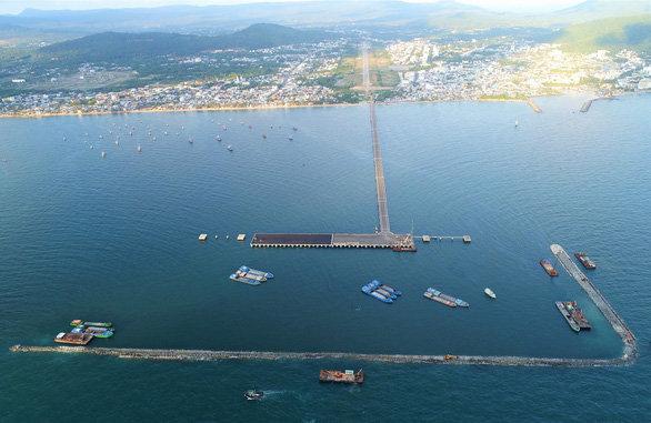 Cảng hành khách quốc tế tại Phú Quốc sẽ hoàn thành vào quý 3-2021
