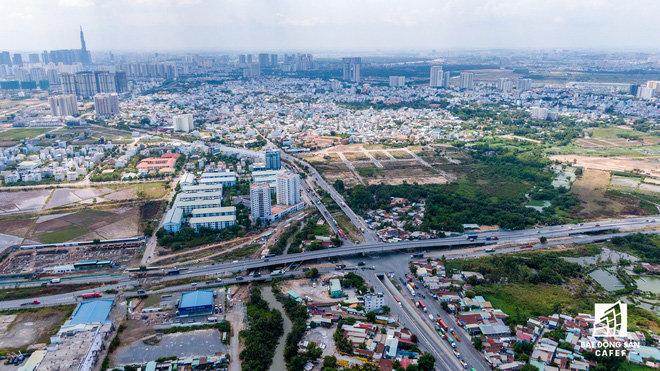 BĐS khu Nam vẫn là cực tăng trưởng trong năm 2021