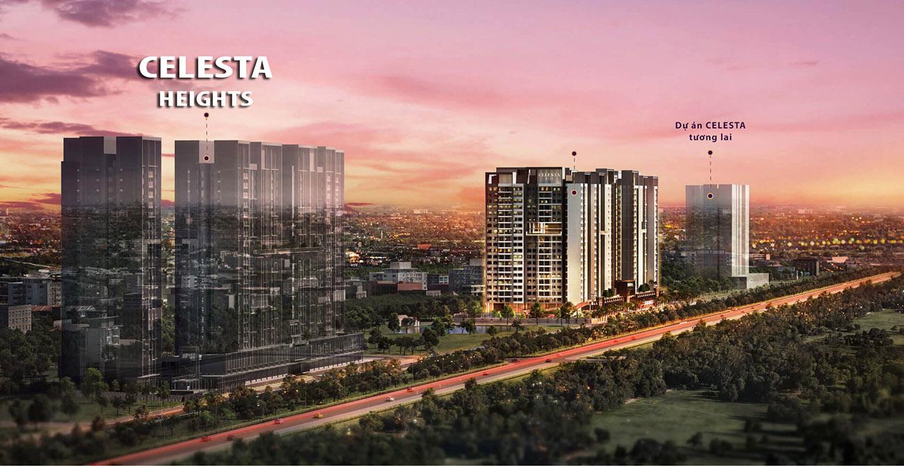 """Những lý do khiến dự án Celesta Heights """"được lòng"""" thị trường và được khách hàng săn đón nhất khu Nam Sài Gòn"""