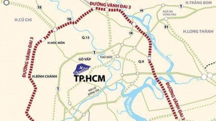 Phó Thủ tướng: Đến năm 2025 phải xong đường Vành đai 3 TP.HCM