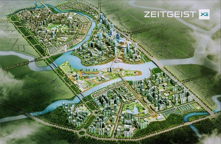 Dự án Zeitgeist Xii Nhà Bè.