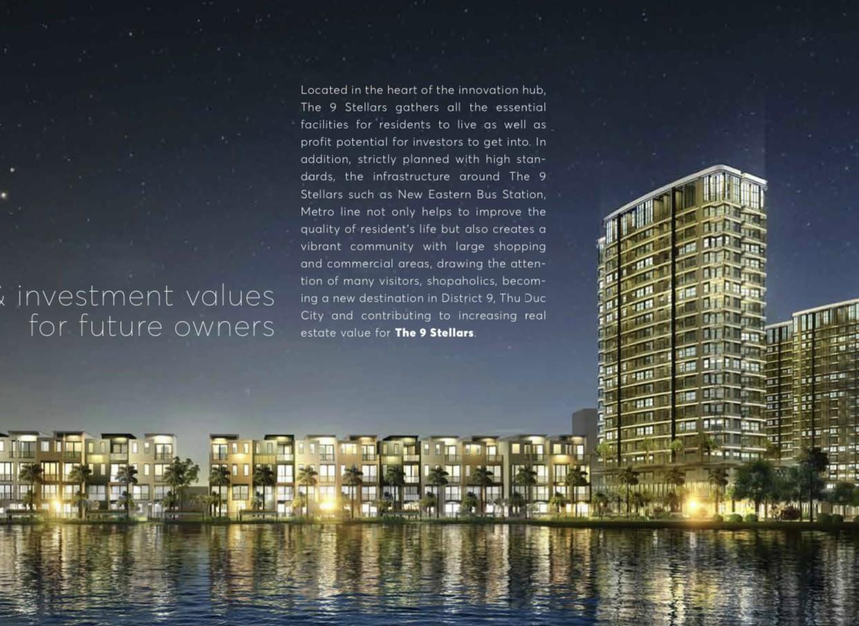 Top 3 dự án căn hộ chung cư quận 9 mở bán năm 2021