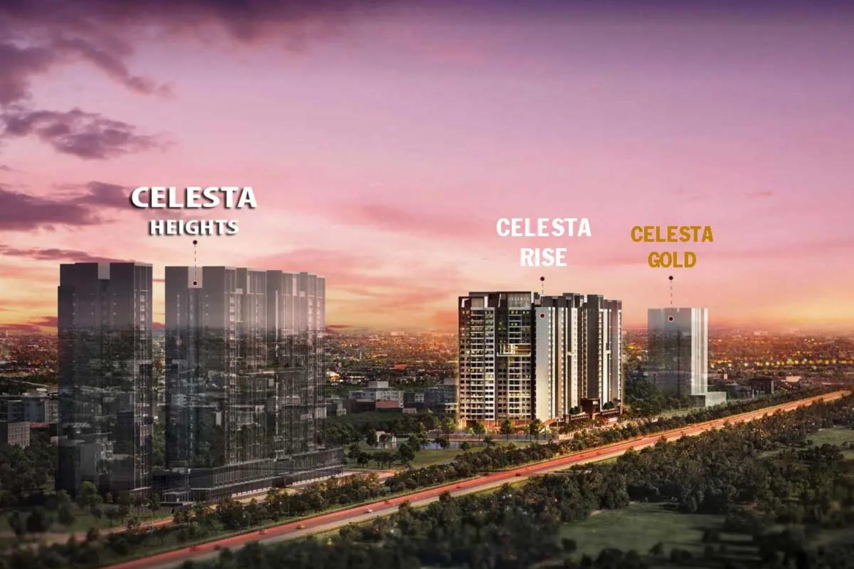 Dự án Celesta Gold Nhà Bè