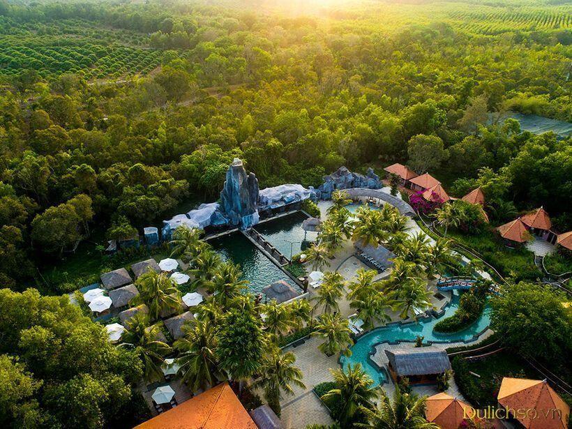 Novaland hoàn tất mua lại Khu du lịch suối khoáng nóng Bình Châu
