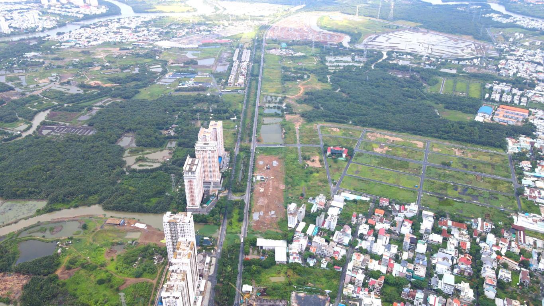 Mở rộng đường Nguyễn Hữu Thọ quận 7, Nhà Bè, chung cư nhà đất 2021.