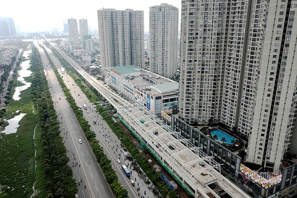 Thị trường bất động sản TP HCM: Giá bán vẫn duy trì đà tăng