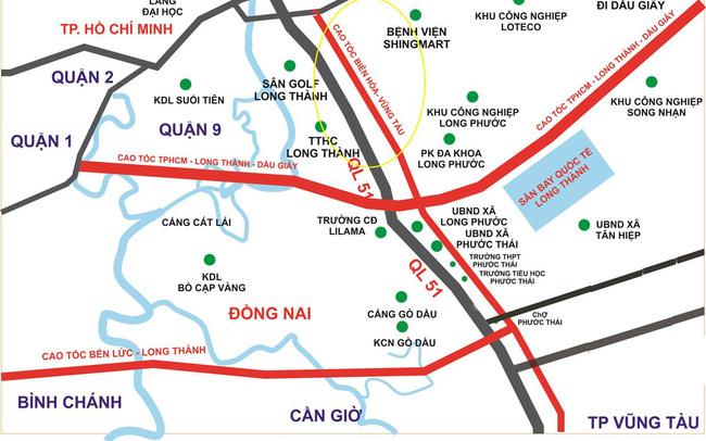 Chuẩn bị đầu tư cao tốc 20.000 tỷ đồng rút ngắn thời đi từ TPHCM đến Vũng Tàu