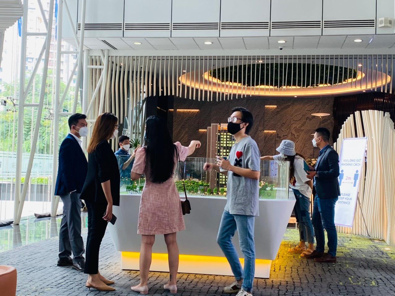 Giá căn hộ tại Hà Nội và TP HCM tăng 13 – 14%