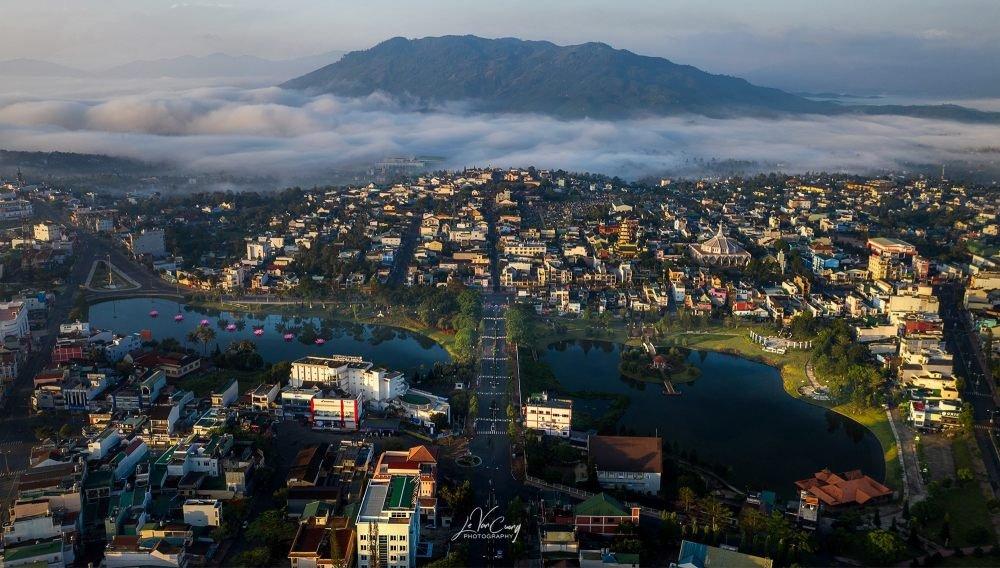 Thị trường Lâm Đồng đang trở thành sân chơi mới của doanh nghiệp địa ốc