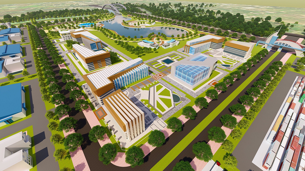 Saigontel rót hơn 2.590 tỉ đồng lập khu công nghiệp tại Long An